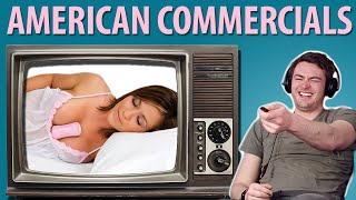 Irish People Watch American Commercials