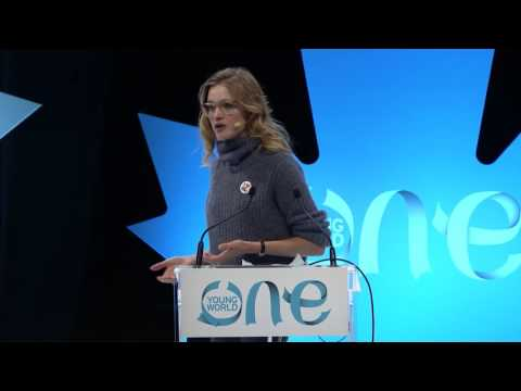 Philanthropy for a mobile, digital age | Natalia Vodianova
