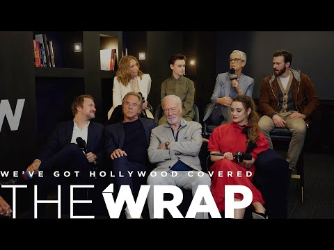 'Knives Out' Stars on Chris Evans' 'Eat S—' Scene: 'That Was Particularly Spicy'