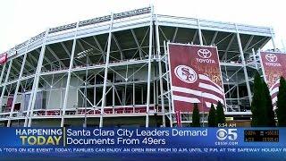 Santa Clara Mulls Legal Battle Against 49ers Over Stadium
