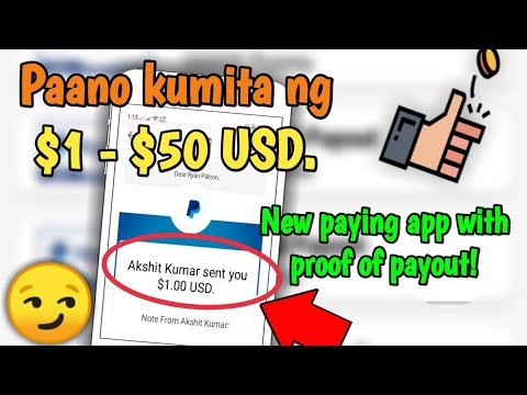 Free 50 pesos, new legit app! earn money while tossing coin🤑