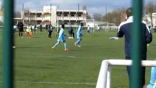 Finale départementale. US Lusitanos Saint Maur vs Paris FC