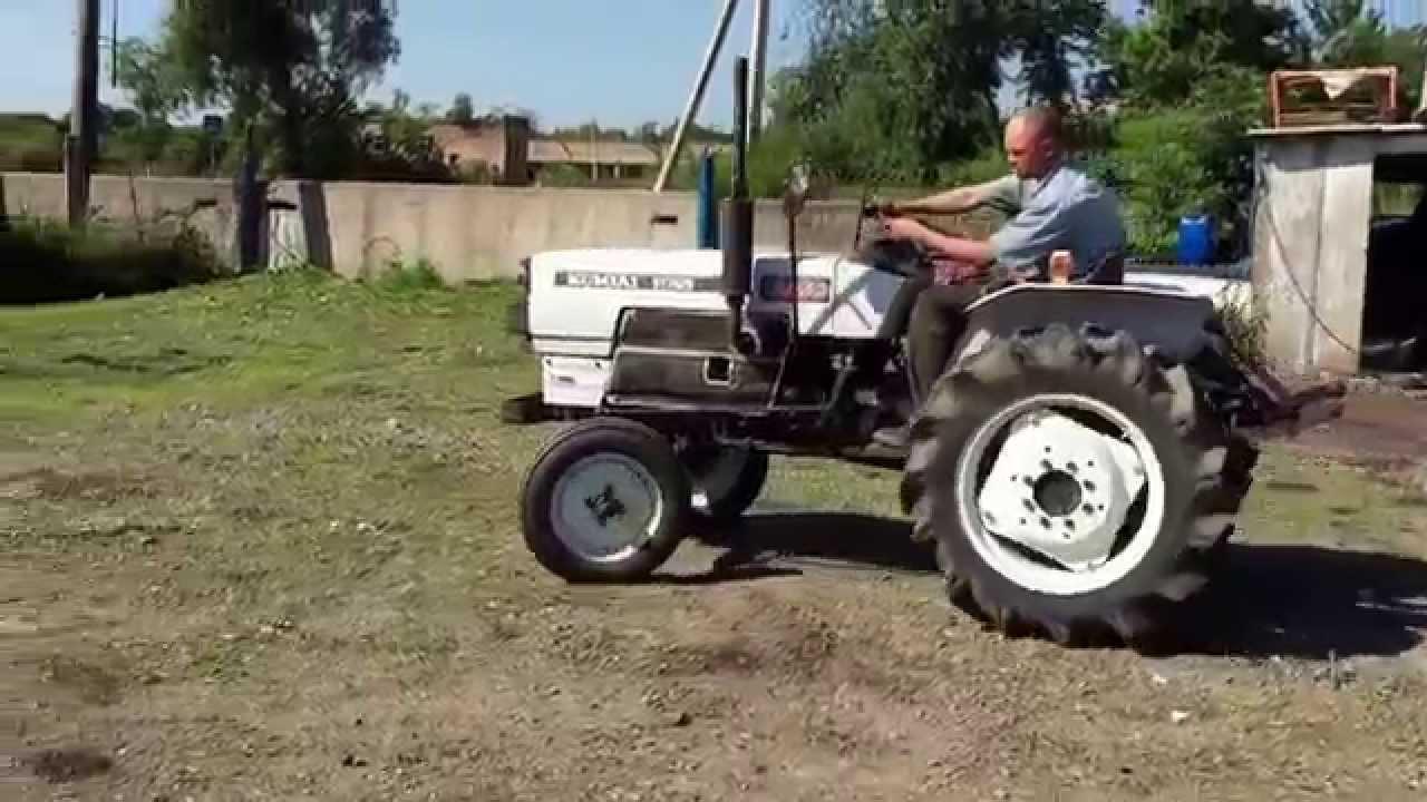 японская сельхоз мини техника: