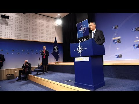 NATO Secretary General, Press Conference at Defence Ministers Meeting, 9 NOV 2017, 1/2