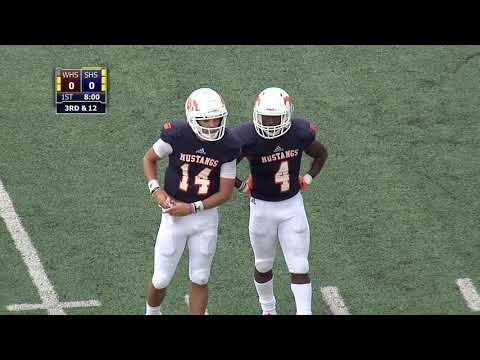 Garland ISD: GISD Football Wylie vs Sachse