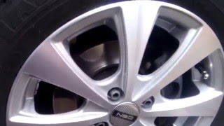 колесные диски NEO(заказал и купил в шинном центре ВИАНОР литые диски НЕО., 2016-04-20T19:07:29.000Z)