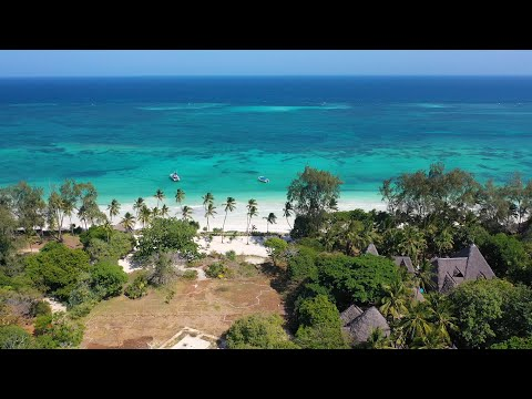 Kenya Diani beach - Epic 4K Drone Shots DJ MAVIC PRO 2