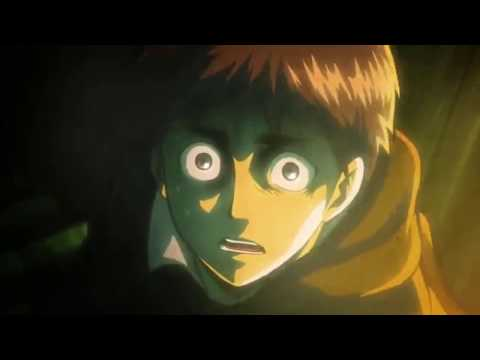 Eren vs Annie 2 [ Courtesy Call ] (Attack on Titan)