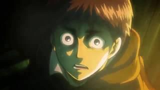 Eren vs Annie 2 [ Courtesy Call ] (Attack on Titan)