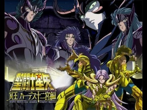Saint Seiya Saga de Hades Completa [Latino] - YouTube