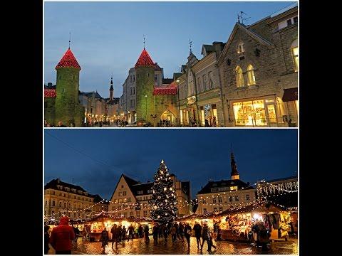 Old City, Tallinn@Christmas time