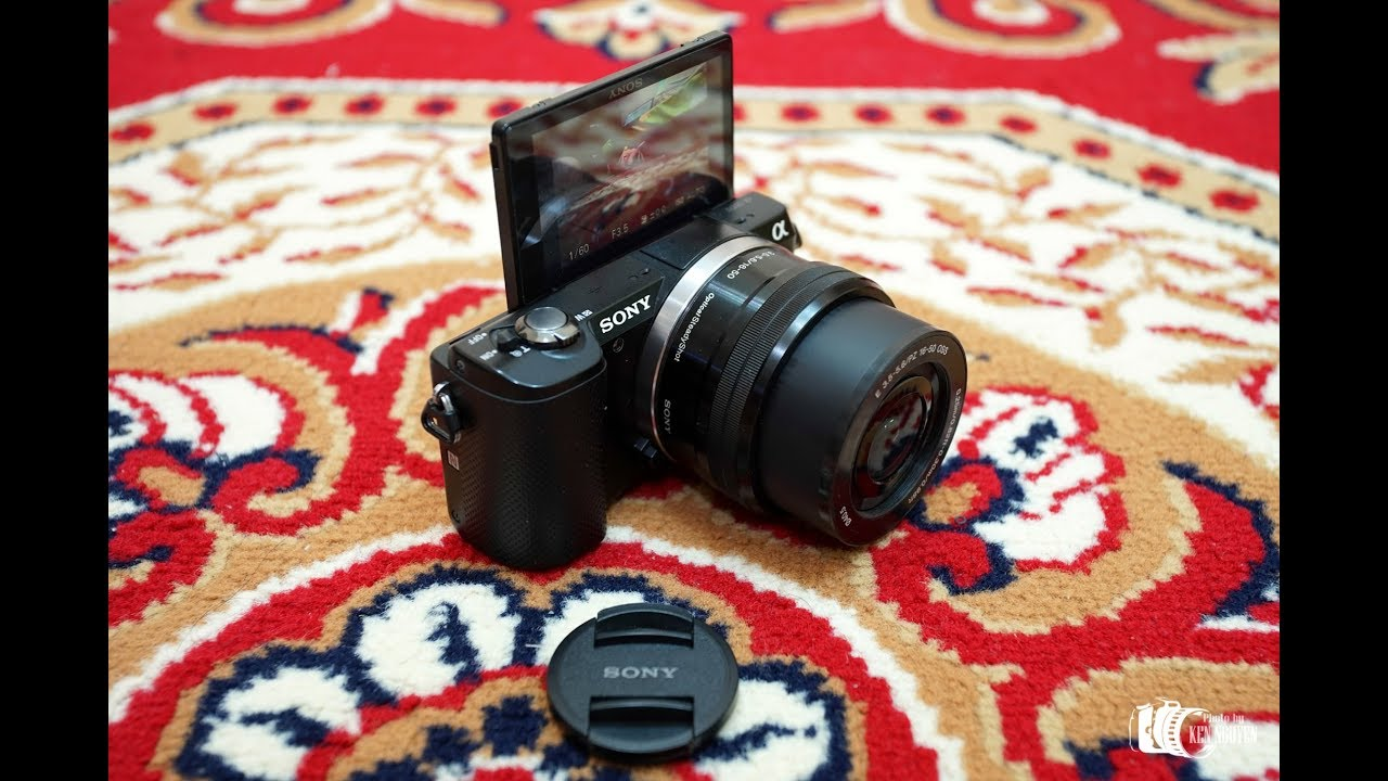 Review nhanh Sony A5000