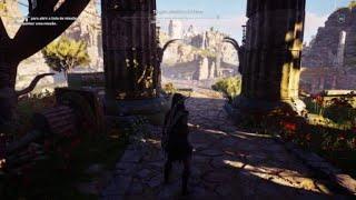 Assassin's Creed® Odyssey - Repentino e Novo [completa]  Passagem subterrânea de Gaia