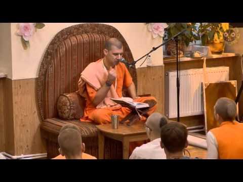 Шримад Бхагаватам 4.12.12 - Бхакти Расаяна Сагара Свами