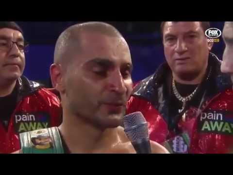 Cris Paulino vs Vic Darchinyan | WBC Asian Boxing Council Super Bantamweight title (RTD RD