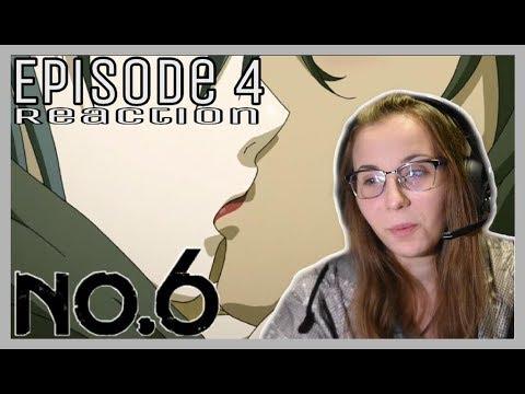 No.6 - Episode 4 Reaction