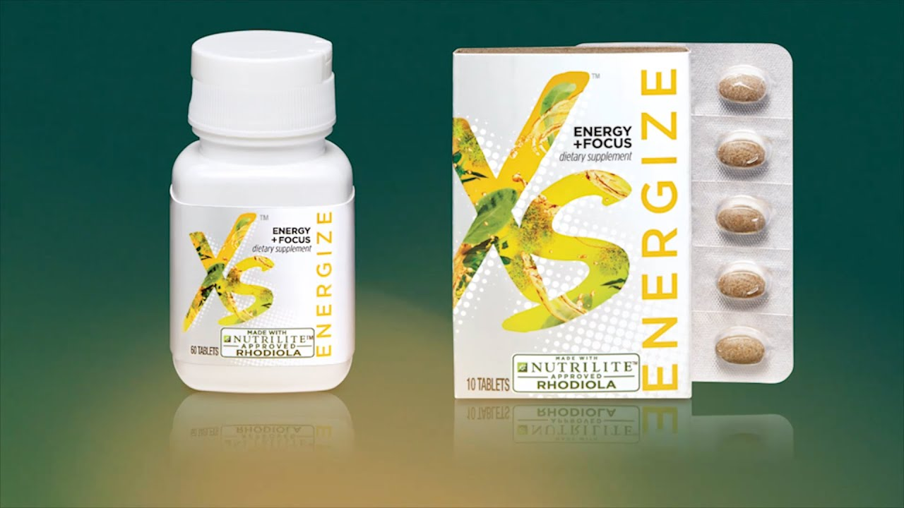 Energy Focus Xs Sports Nutrition Youtube
