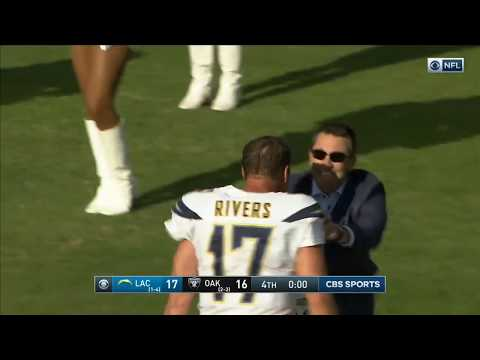 Philip Rivers - Game winning drives - Part 3