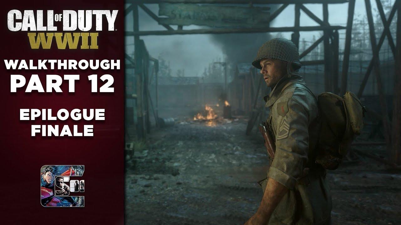 Call of Duty: WW2 | Gameplay Walkthrough | Part 12