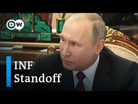 Russia pulls out of INF Treaty one day after US: A new Cold War? | DW News Mp3