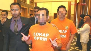 Shafie Apdal's ex aides released on MACC bail