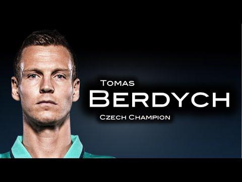 Tomáš Berdych - The Czech Champion ᴴᴰ