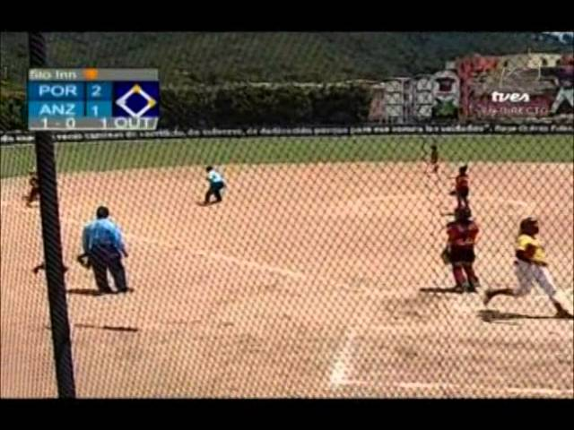 Tves-4ta carrera softbol femenino Travel Video