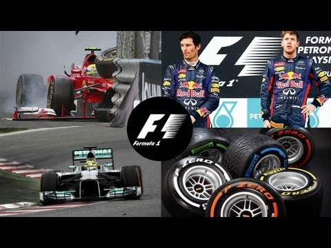 The 2013 Formula 1 Season So Far