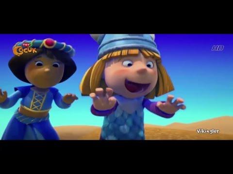 TRT Çocuk Vikingler   Prenses Badura