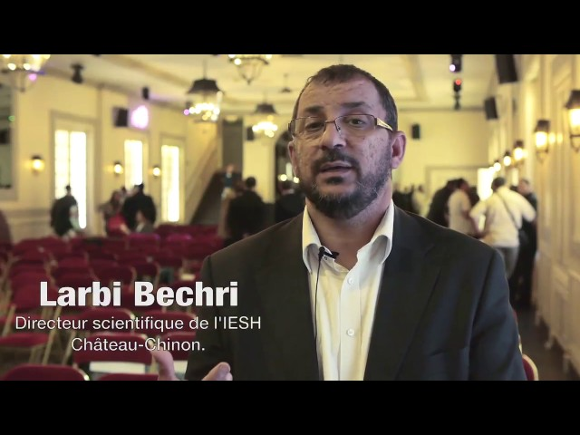 interview Professeur Larbi Bechri, directeur scientifique de lIESH Château-Chinon