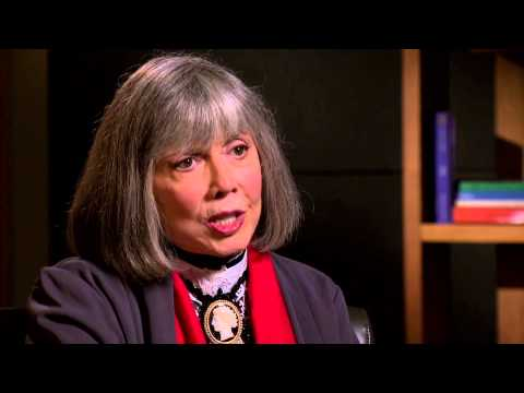 Anne Rice on zombies, erotica and gender identity (Full Interview)