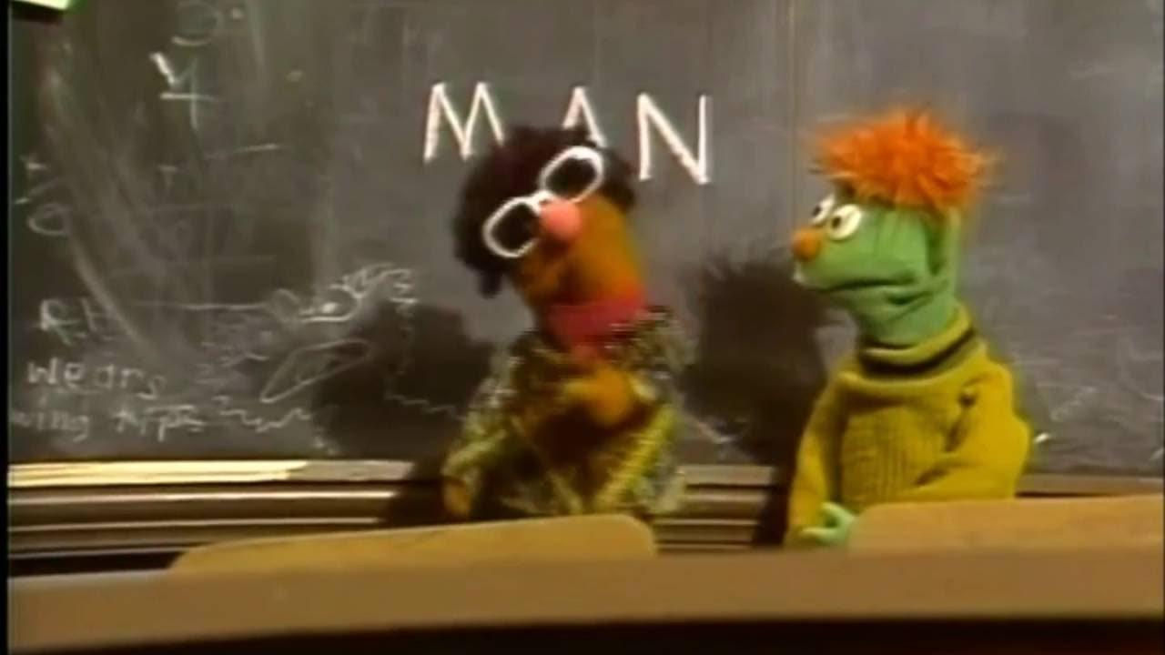 Sesame Street - That's What Reading's All About