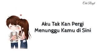 Download lagu Menunggu Kamu - Anji (Animasi Lirik Musik)