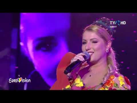 09 LetiÈ›ia Moisescu & Sensibil Balkan - DÂ AÂ IÂ NÂ A (LIVE @ Eurovision 2019 Romania Semi 2)