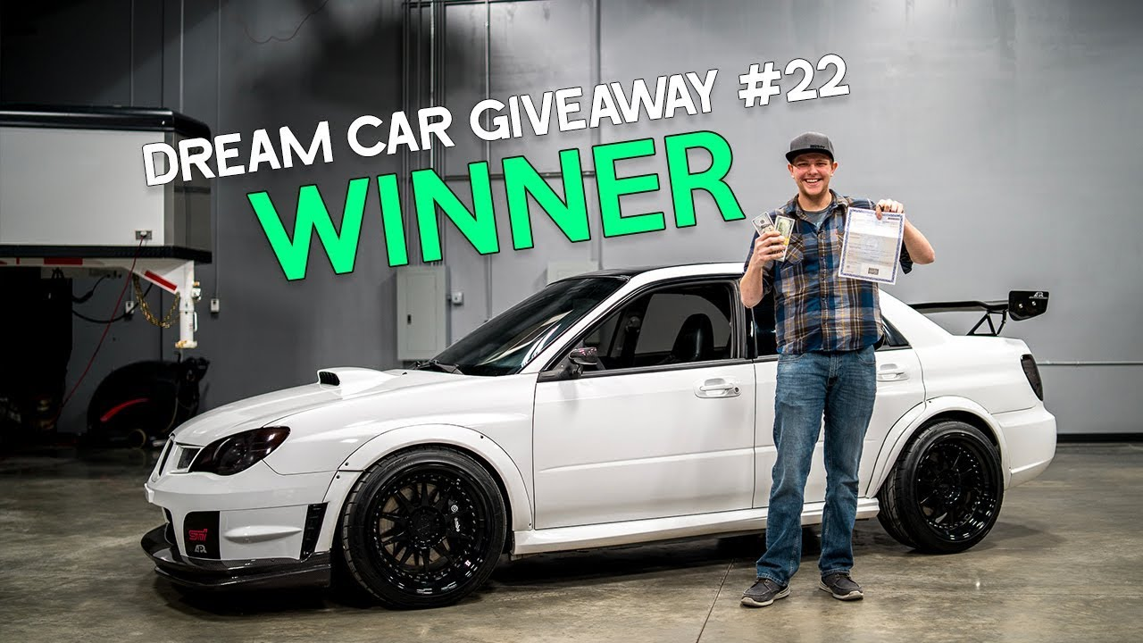 Is 80eighty dream car giveaway for real
