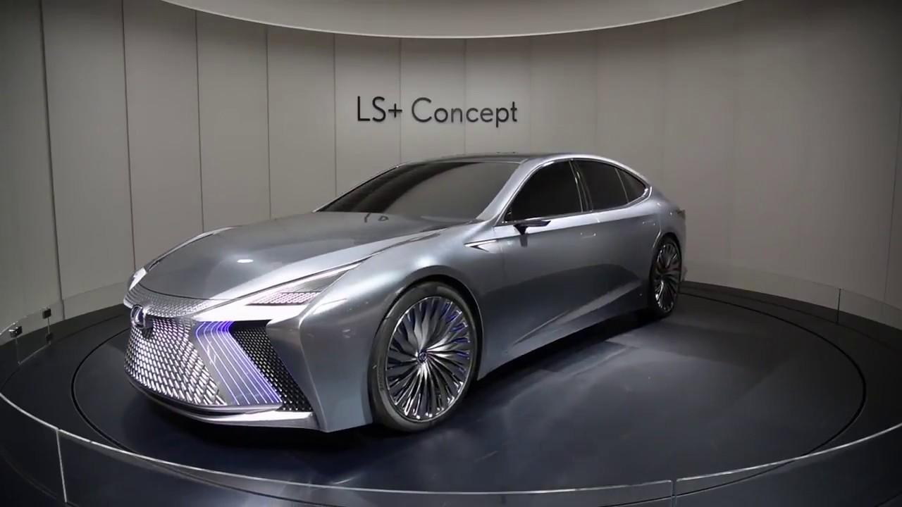 lexus ls  concept 2020  tokyo motor show 2017