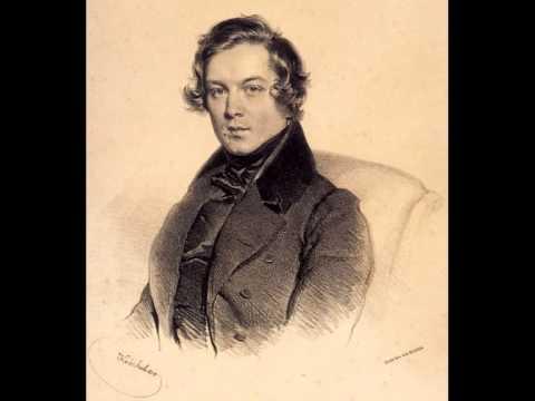 Schumann - Violin Concerto in D minor, WoO. 23 - Peter Rybar - 432 Hz.