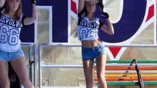 Девчата танцуют на ДГ 2014 Шиман