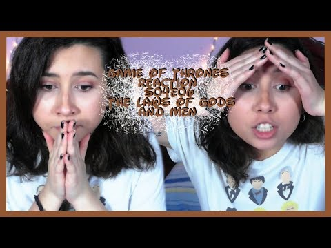 Game Of Thrones Reaction: S04E06 The laws of Gods and men | Sora Miyano