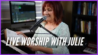 Live Worship with Julie Meyer
