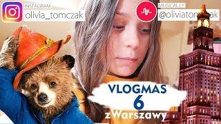 VLOGMAS 2017 #6 - WARSZAWA, PADDINGTON 2, POKAZ PRZEDPREMIEROWY❄️