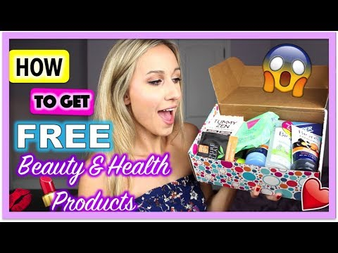 How to get FREE MAKEUP, BEAUTY & HEALTH Products! || PINCHme Unboxing