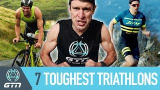 7 Toughest Triathlons In The World | The Hardest Endurance Events You Must Do