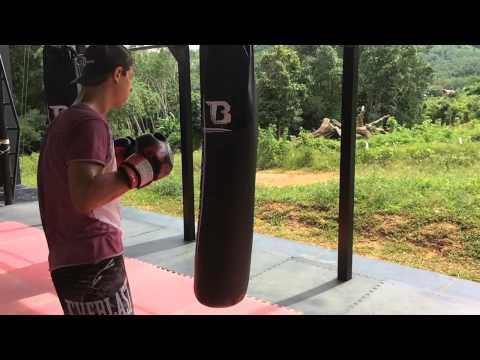 Askar Shadkov - AKA Gym Thailand