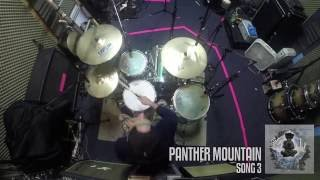 Panther Mountain - Song 3 DRUM VIDEO - Simo Perini