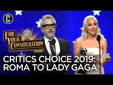 Critics' Choice Awards Winners 2019: From Roma to Lady Gaga - For Your Consideration Mp3