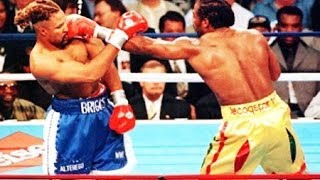Lennox Lewis vs Shannon Briggs - Highlights (Heavyweight SLUGFEST & KNOCKOUT)
