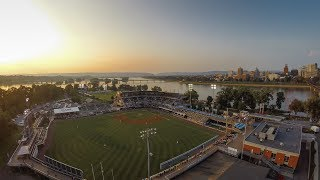 Harrisburg City Island - Senators Baseball & City Islanders Soccer