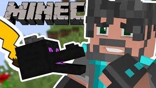 I'M A PIKACHU!! | Minecraft | Super Minecraft Maker