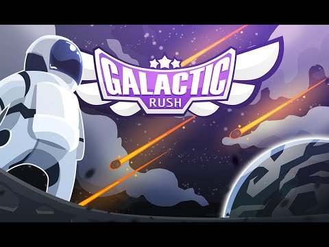 Galactic Rush Trailer (Windows Phone & Android)